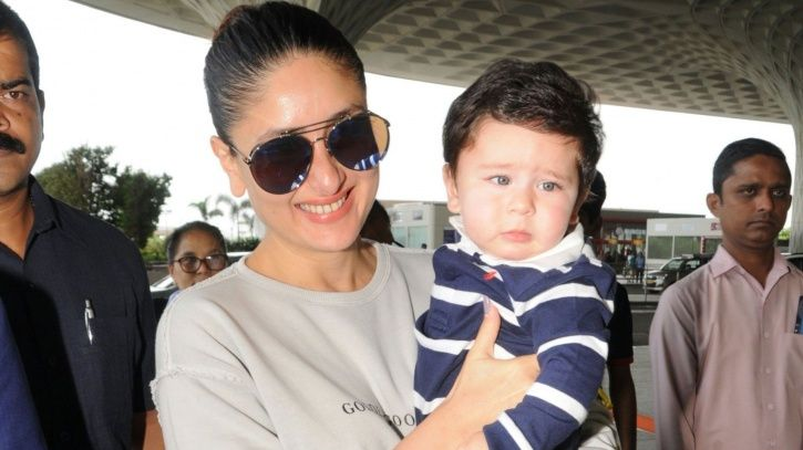 Kareena Kapoor Gives A Burning Reply To The Trolls Who Slammed Her For Keeping A Nanny For Taimur