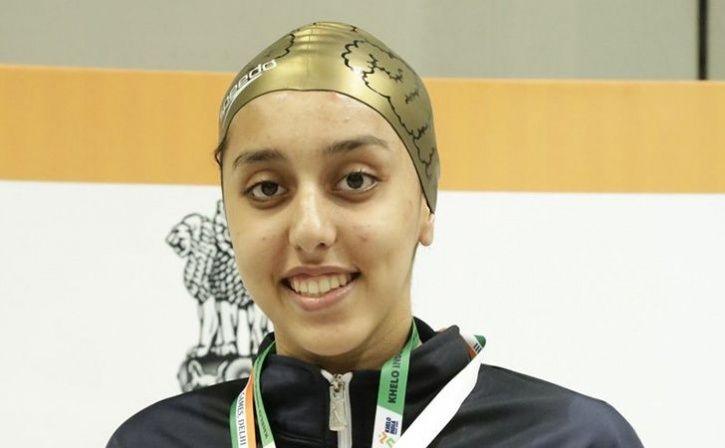 kenisha gupta won three gold medals