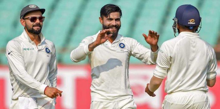 Kuldeep Yadav took 3 wickets