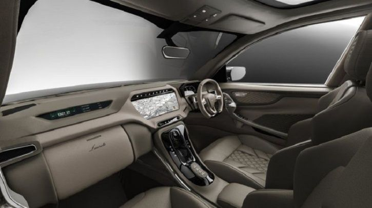 Laureti DionX, Electric SUV, Electric Car, DionX India, DionX Price, DionX Range, DionX Image, DionX