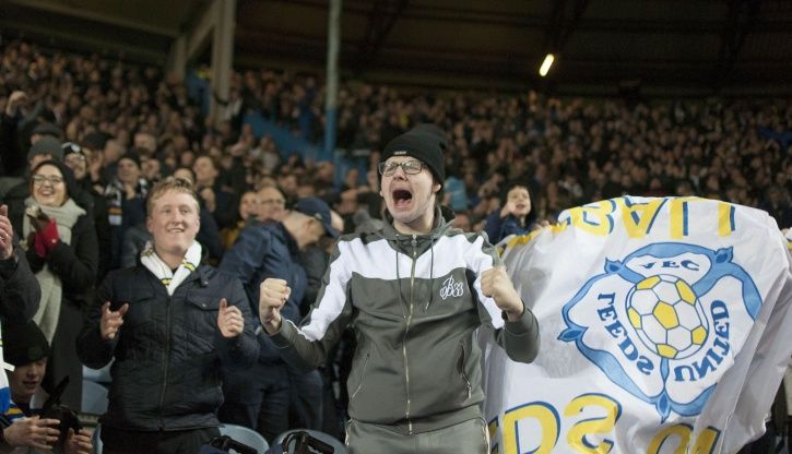 Leeds fans have a history of violence