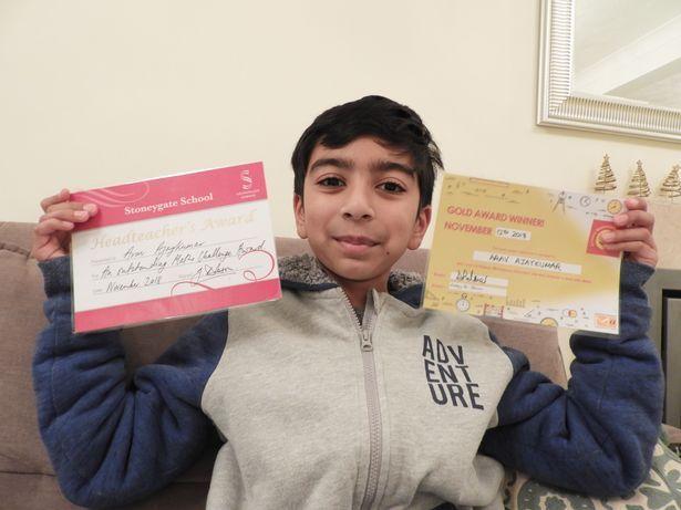 Leicester, United Kingdom, Indian origin boy, Arav Ajaykumar, MENSA, maths