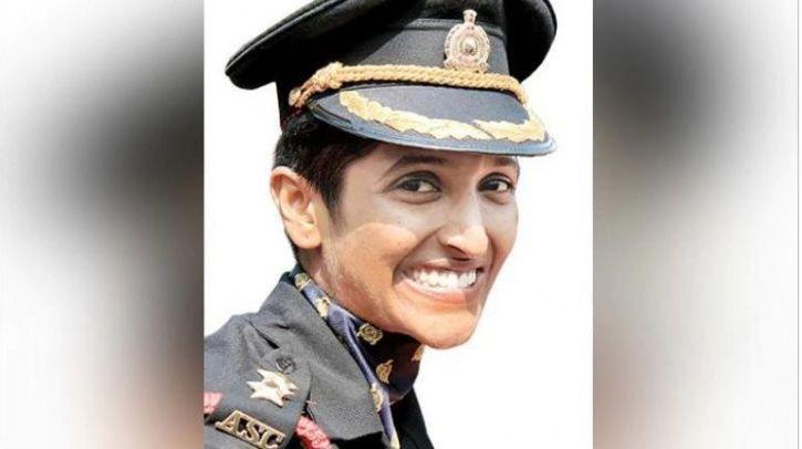 Lieutenant Bhavana Kasturi, Army Day Parade, Republic Day, Women Contingent