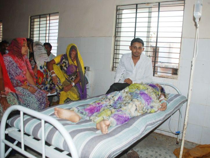 Madhya Pradesh, pregnant woman, medical apathy, treatment, government hospital, patients