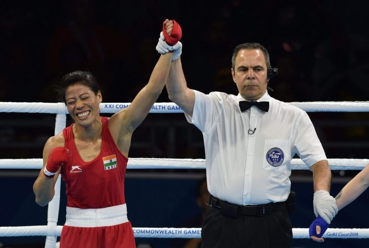 Mary Kom is the World Champion