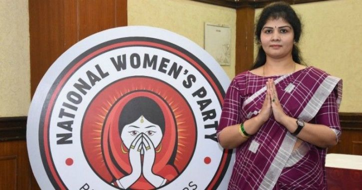 Meet Dr Swetha Shetty, Founder Of An All-Woman Political Party Set To Contest 2019 Elections