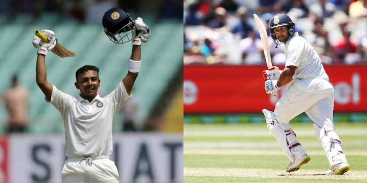 Meet the new faces of Team India