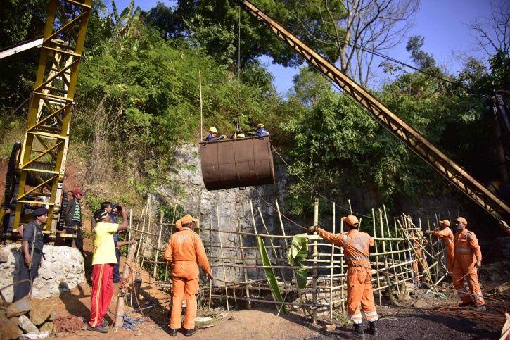 Meghalaya Mine Tragedy