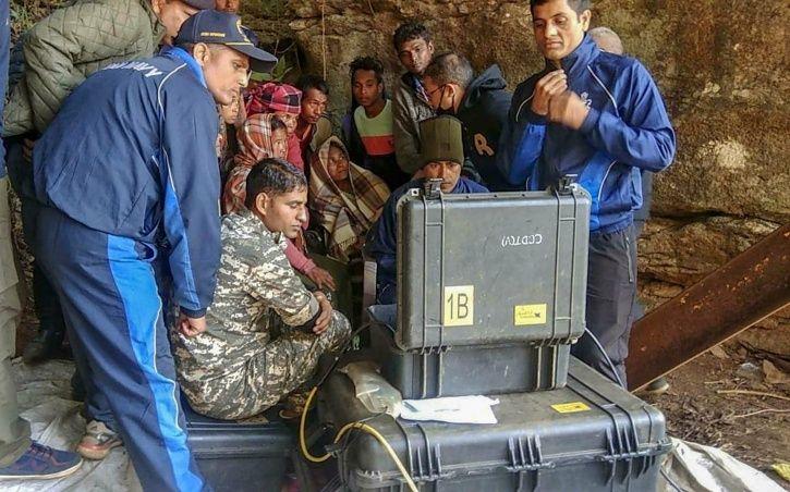 Meghalaya miners, decomposed body, Navy, rescue operations, rat hole, Jaintia hills, East Garo