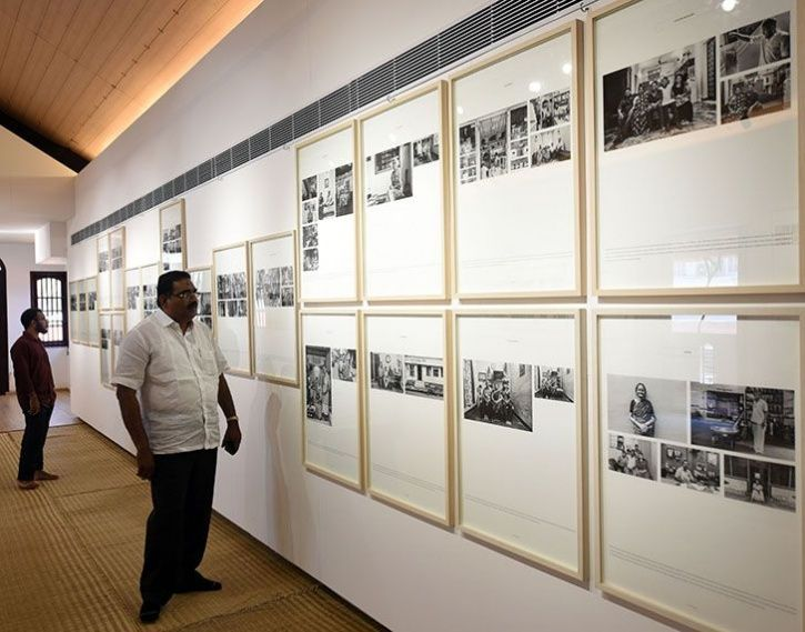 Mosque In Kerala Also Houses A Modern Art Gallery