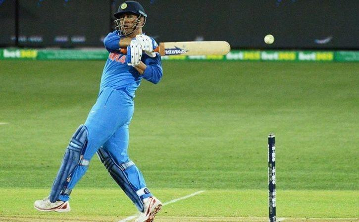 MS Dhoni is back in form.