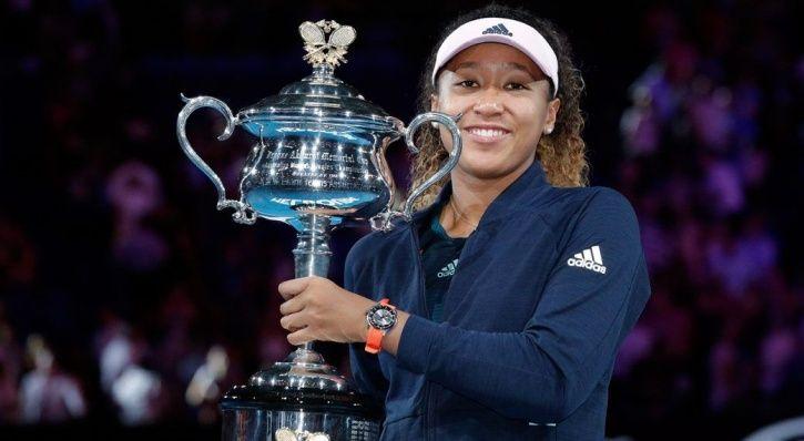 Naomi Osaka is the Australian Open champion