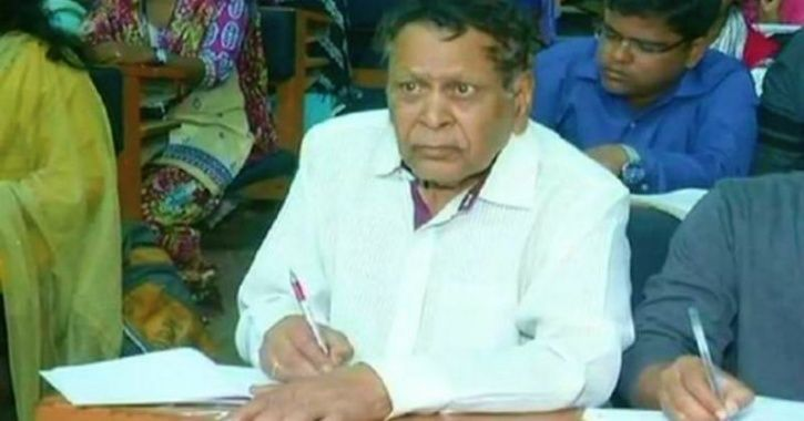 Narayn Sahu a 81-Year-Old Former Parliamentarian Is Now Living In A Student Hostel & Pursuing PhD
