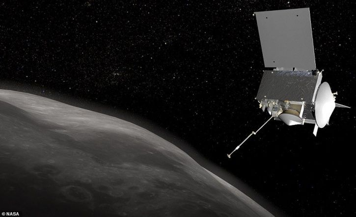 NASA Spacecraft Sets A Milestone, Begins Orbiting An Asteroid; To Return Home With Dust Samples