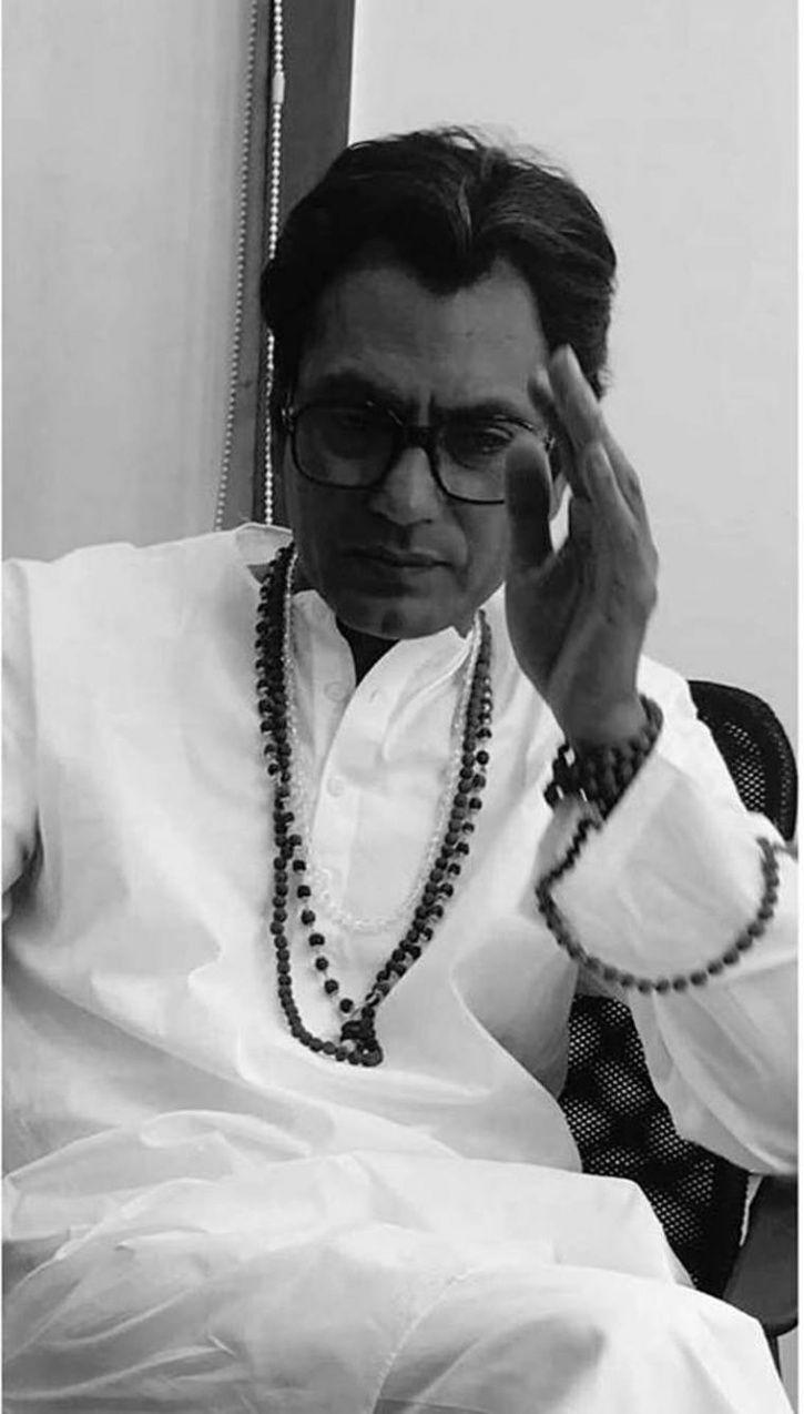Nawazuddin Siddiqui as Bal Thackeray.