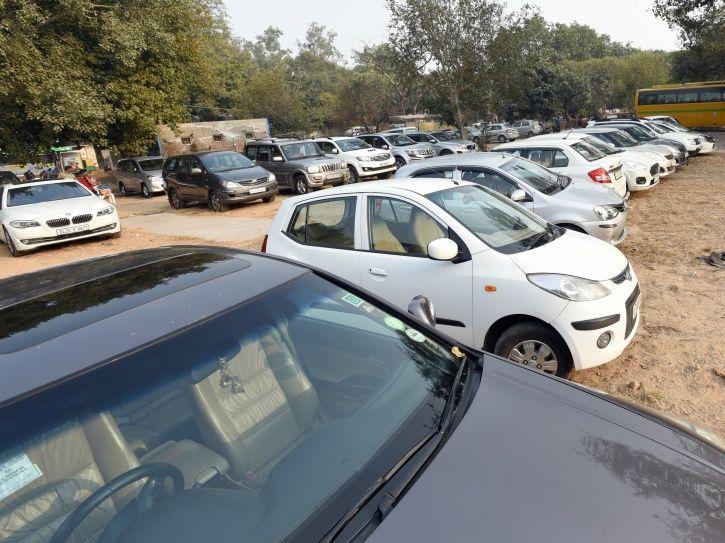 NDMC Parking, EDMC Parking