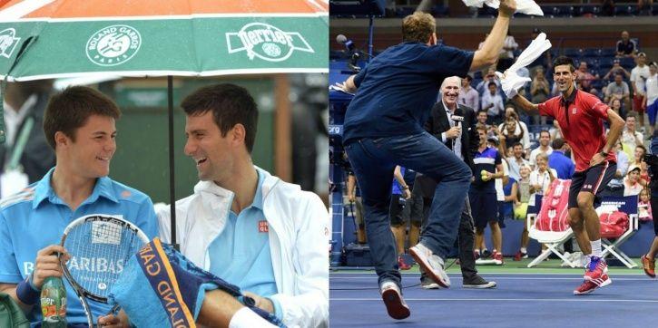 Novak Djokovic is a good person