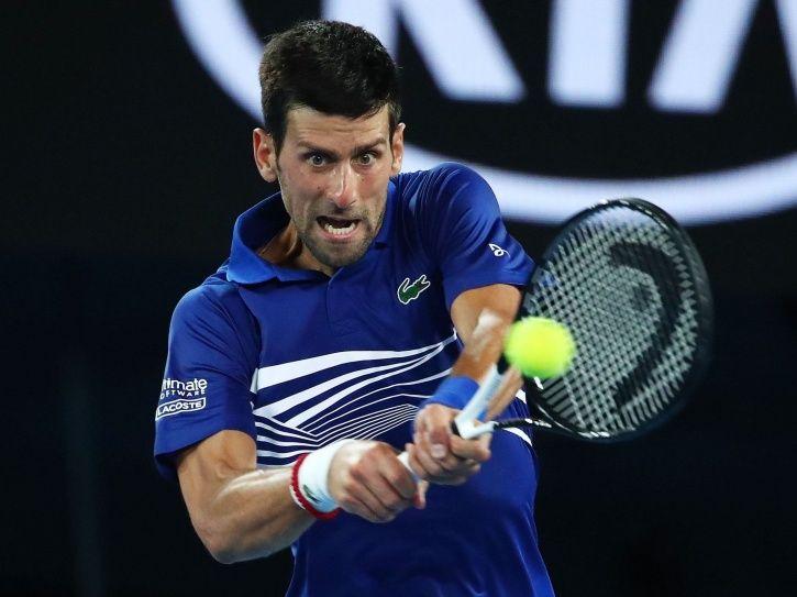 Novak Djokovic is the best