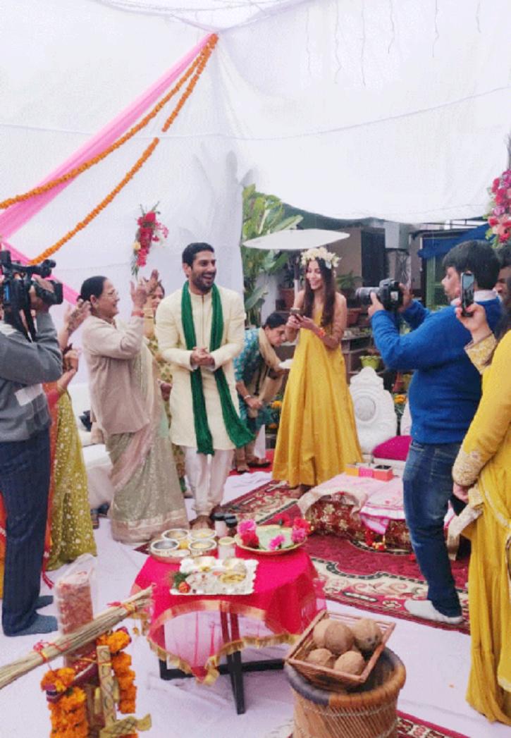 Prateik Babbar All Set To Marry Girlfriend Sanya Sagar