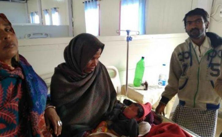 prayagraj born at kumbh hospital