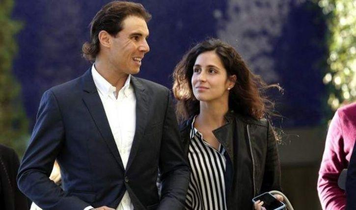 rafael nadal getting married