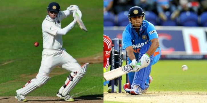 Rahul Dravid was a great batsman