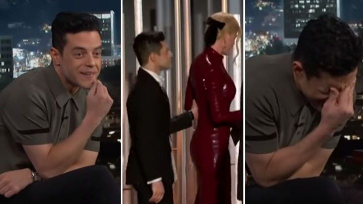 Rami Malek Explains Awkward Nicole Kidman 'Snub' At Golden Globes, Says It'll Haunt Him Forever