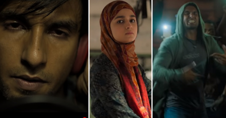 Ranveer Singh's Stunning Rap In The First Teaser Of Gully Boy Has Left Fans Enthralled