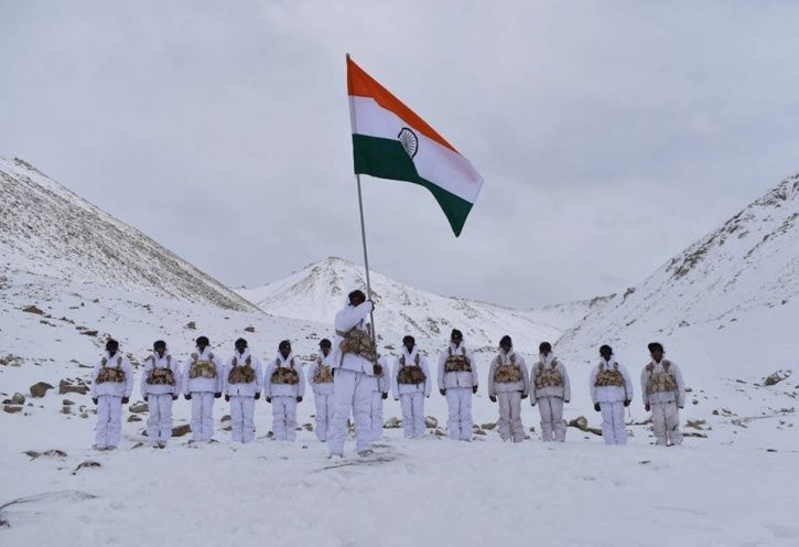 Republic Day Ladakh