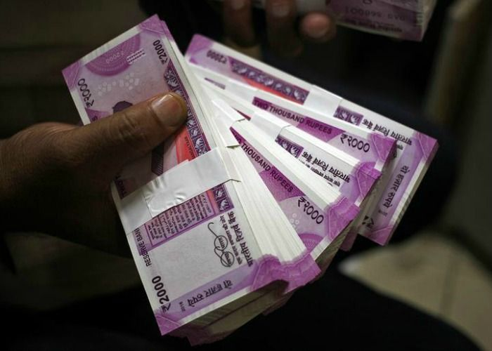 Rs 2000 note