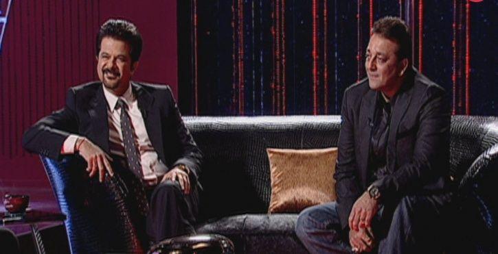 Sanjay Dutt on Koffee With Karan.
