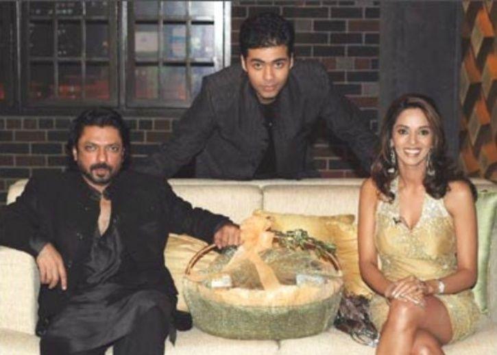 Sanjay Leela Bhansali on Koffee With KAran.