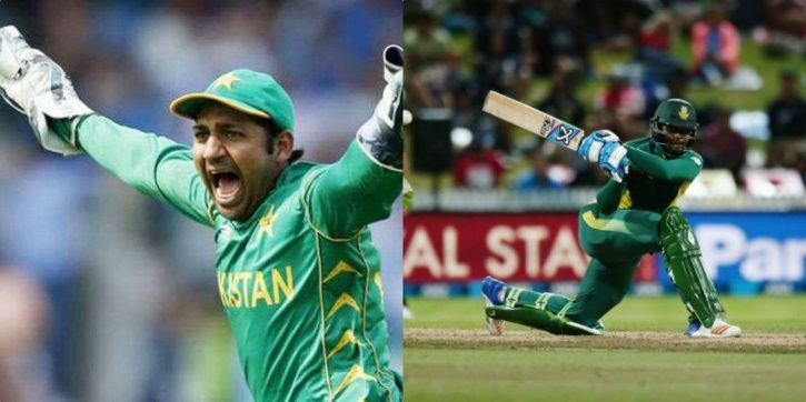 Sarfraz Ahmed is in trouble