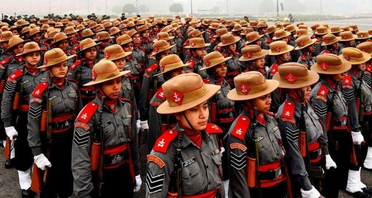 Scripting History, All-Women Assam Rifles Contingent Will Be Saluting The President This Republic Da