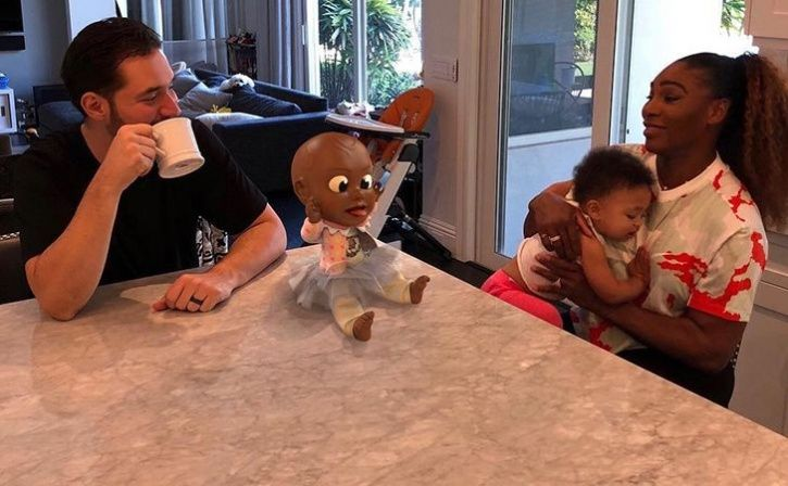 Serena Williams Made Sure The First Doll Was Black For Her Daughter