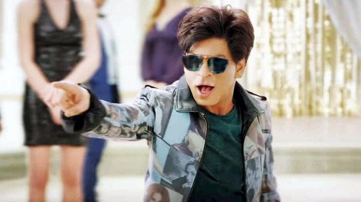 Shah Rukh Khan as dwarf in Zero.