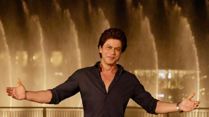 Shah rukh khan was skepctical about Zero