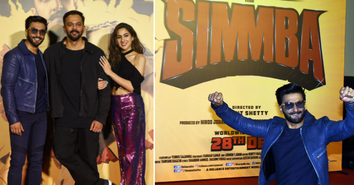Simmba Becomes Rohit Shetty's 8th Consecutive Film To Cross Rs 100 Crore, Sequel Maybe On Cards