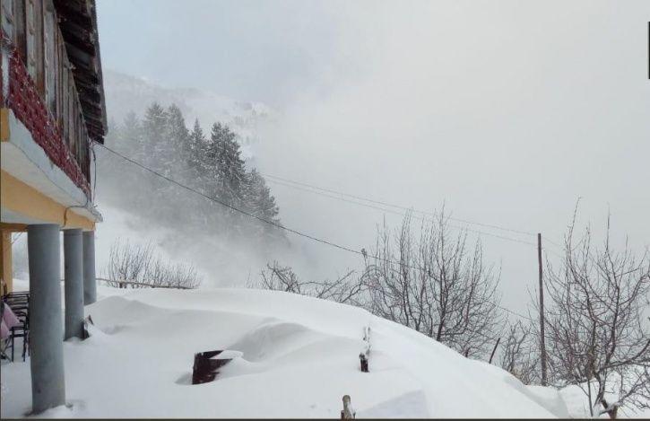 snowfall, Himachal Pradesh