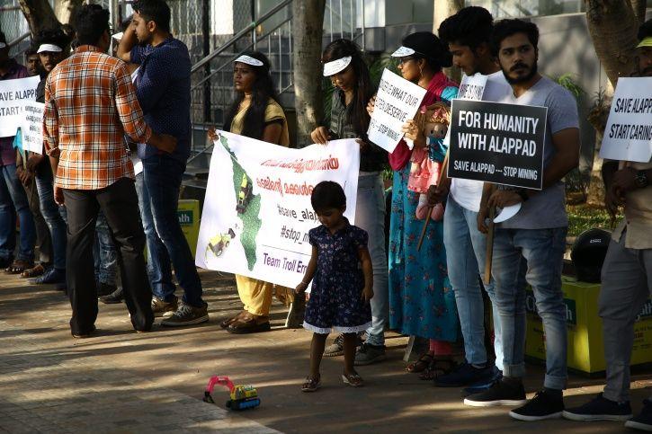 Stop Mining, Save Alappad
