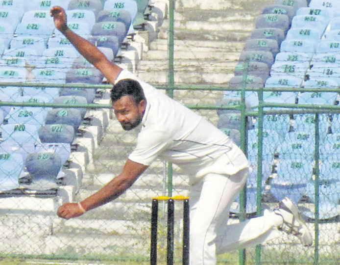 Tanveer-ul-Haq took 51 wickets in Ranji Trophy this season