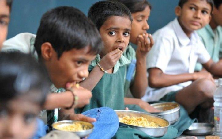 The children in schools.
