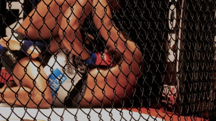 This former UFC fighter is a hero.