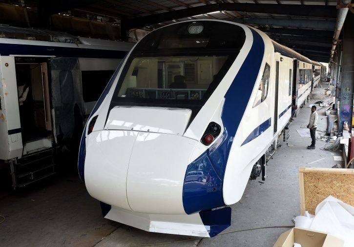 Train18, Shatabdi Express, bullet train, exorbitant fares, New Delhi, Varanasi, Narendra Modi