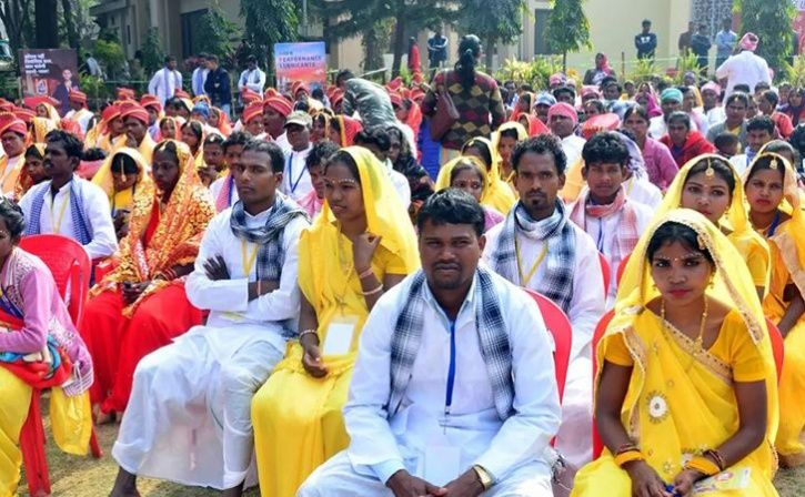 Tribals From Jharkhand