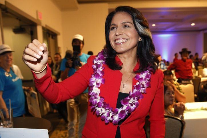 Tulsi Gabbard, Hindu, Congresswoman, Democrat, White House, Presidential elections