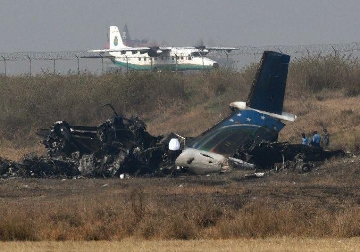 US-Bangla Plane Crash