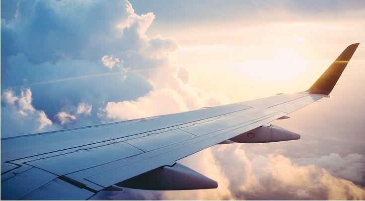 Vacation flight ticket