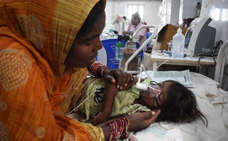 162 children died of encephalitis in bihar
