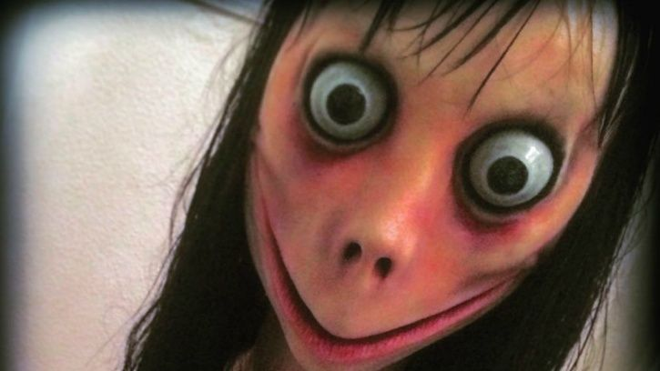 A Horror Movie Based On The Terrifying Momo Challenge Is In The Works